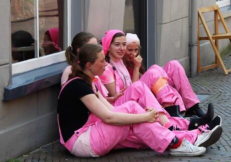 Straattoneel Delft