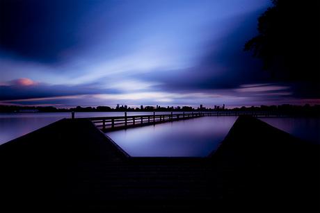 Good night Rotterdam...
