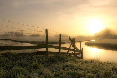 Het hek