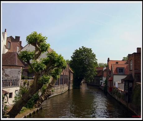 Nog een stukje mooi Brugge