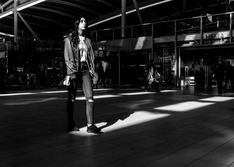 station girl