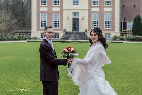 Fotoshoot Bruidspaar v Veldhuizen 21-03-2021 035