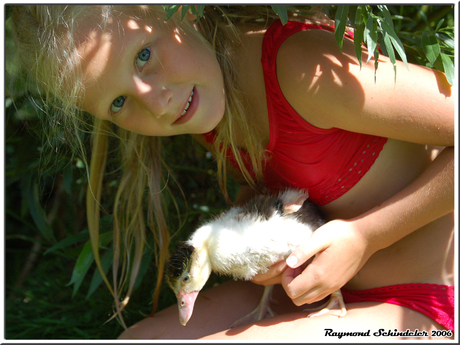 Ducky & Girl