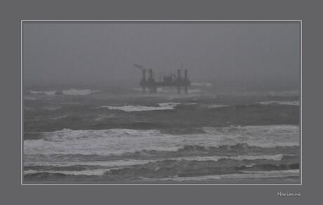 Stormy wheather...