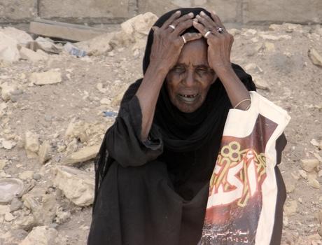 Nubische vrouw