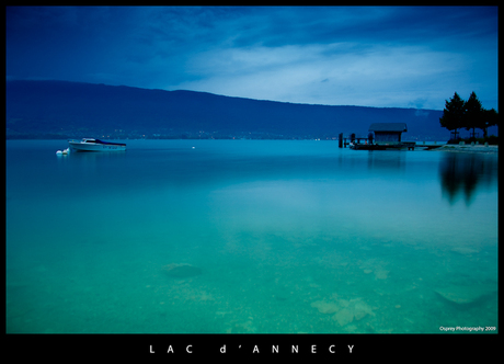 Lac d'Annecy IV