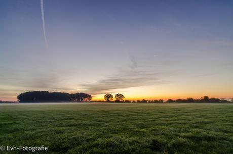 Sunrise@De Ooijpolder