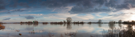 IJssel, panorama