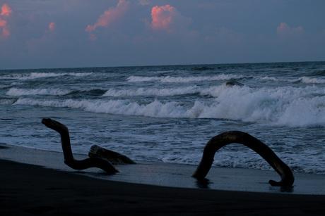 schemering strand costa rica
