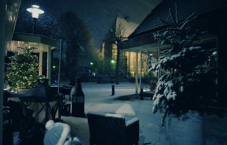 Last christmas, first snow