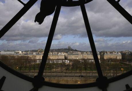 Parijs - Sacre Coeur