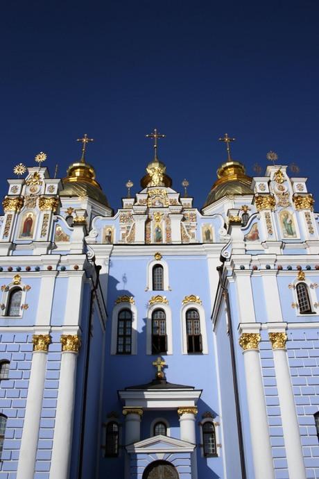 Mykhailivisky Zolotoverkhy Klooster