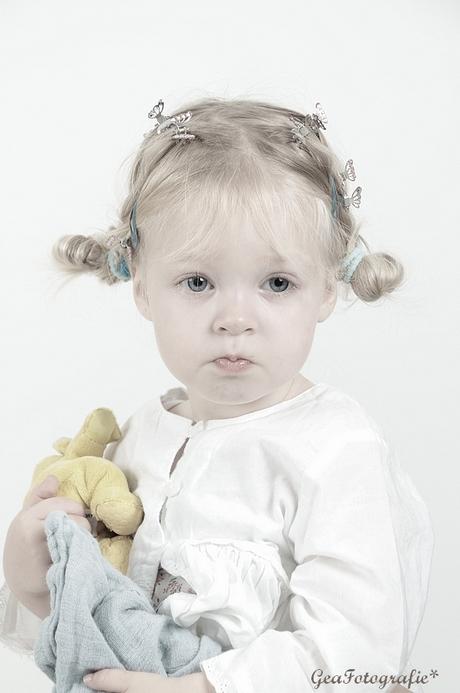 Sweet little girl *