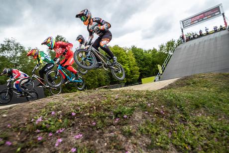 BMX Supercross World Cup Papendal
