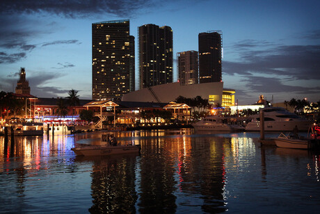 Bayside Harbour - Miami (USA)