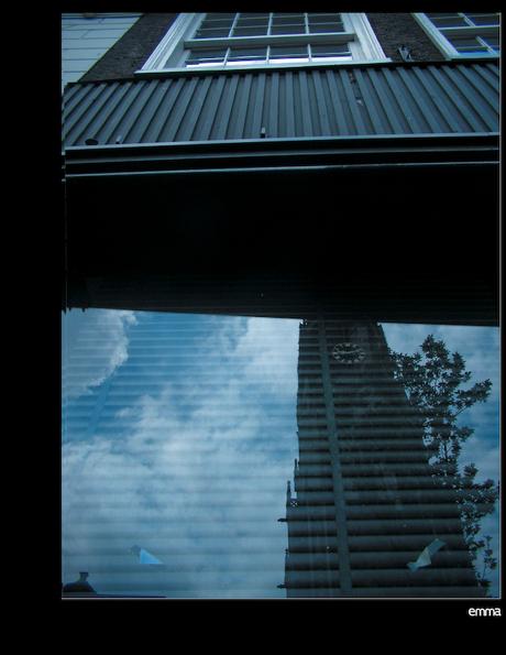 Delftse bespiegelingen - - - streepje door