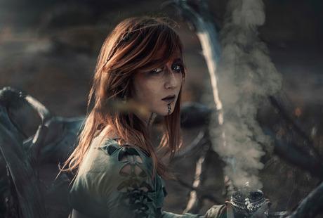 Wasteland Witch