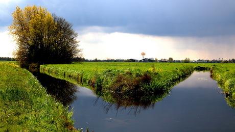 In de polder -1-
