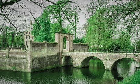 Lente wandeling / Kasteel Amerongen