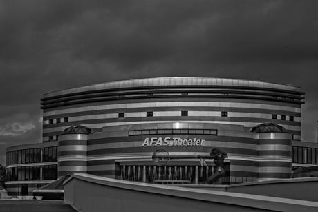 Leusden  -Afas gebouw