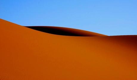 Hoe mooi zand kan zijn.