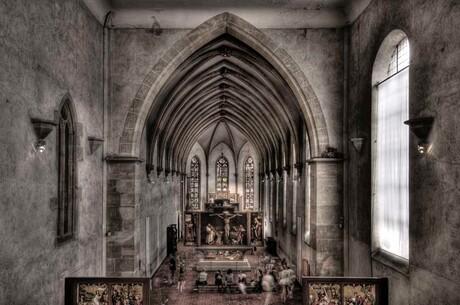 beweging binnen de kerk ...