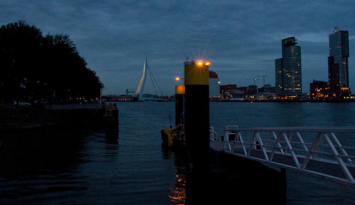 bruggen 2 - - - foto door macron op 06-08-2009 - deze foto bevat: brug, loopbrug, erasmus