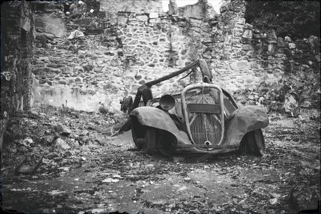 Oradour sur Glane, stille getuigen van SS terrorisme