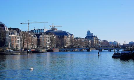 De Amstel in Amsterdam