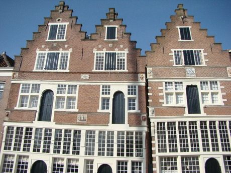 Oude gevels