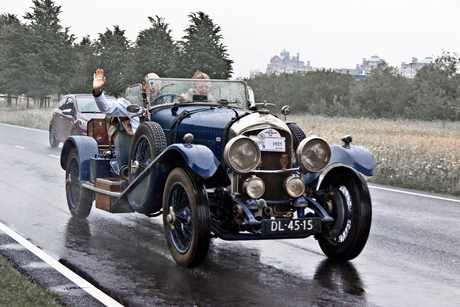 Bentley 3 - 4½ Boattail Tourer 1925 (6877)