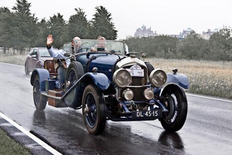 Bentley 3 - 4½ Boattail Tourer 1925 (6877)