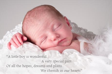 Sleep tight little one..