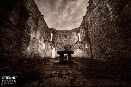 Haunted Church