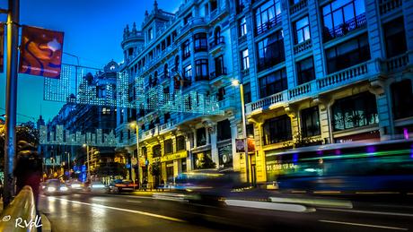 Madrid December 2013