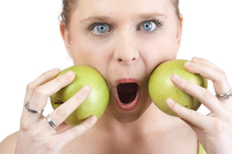 Crazy apples