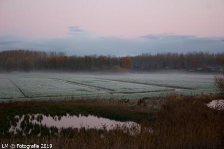 30-11-2019 Ochtend mist