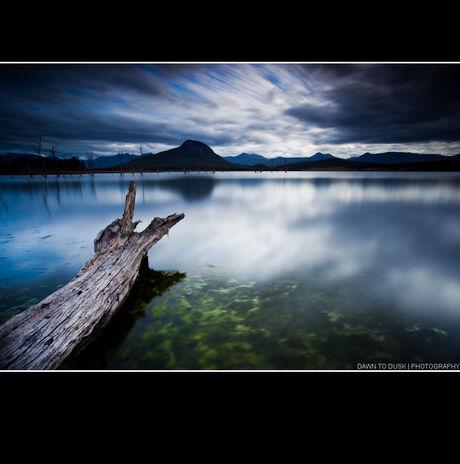 Lake Moogerah Storm