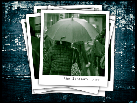 Snapshots in the rain: sad story