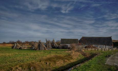 een bekend plekje op Texel