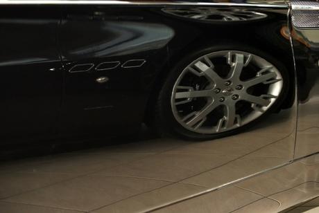 Maserati vs. Aston