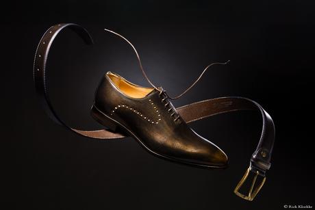 Flying shoe