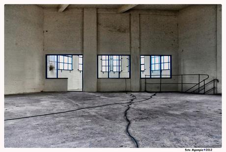 De Timmerfabriek and blue