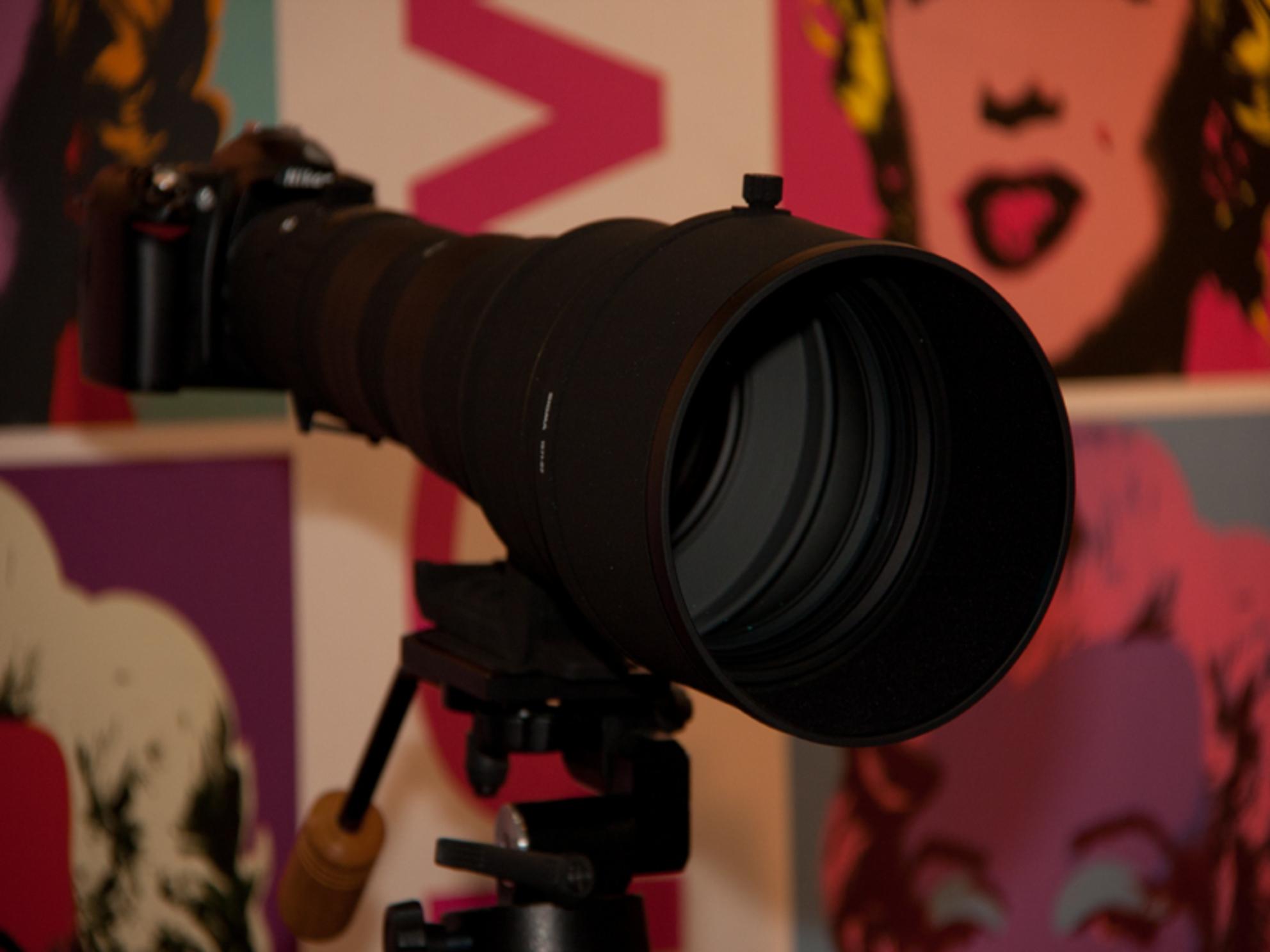 Sigma stand - zoom experience 28 november 2010 - foto door RoadQueen op 30-11-2010 - deze foto bevat: zoom, canon, mooi, sigma, experience - Deze foto mag gebruikt worden in een Zoom.nl publicatie