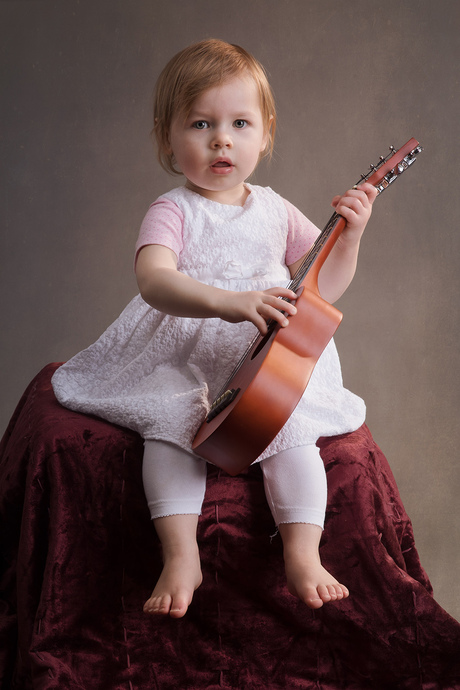 mijn kleindochter