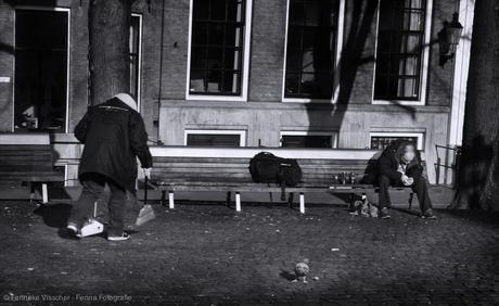 Zondagochtend in Amsterdam
