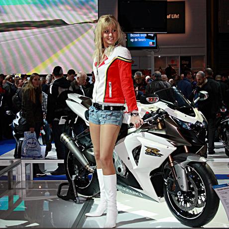 Suzuki meisje II
