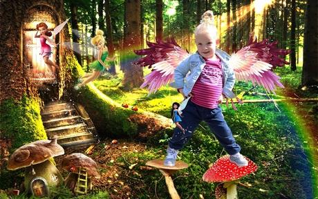 Fem- fairy
