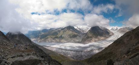 Aletsch gletscher   Fiesch Eggishorn   Switzerland