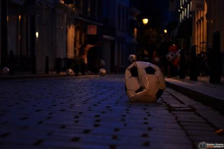Deuk in voetbal-ego